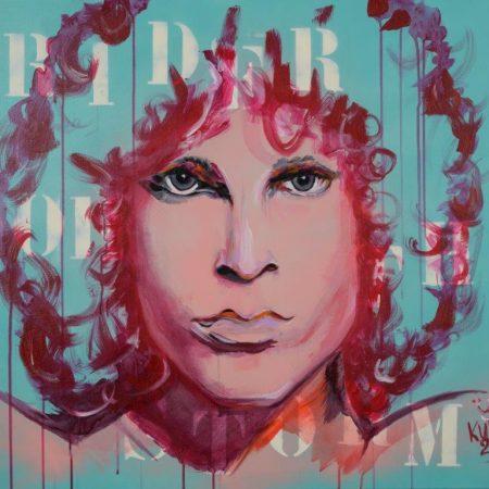 Hans van Kuijk Jim Morrison