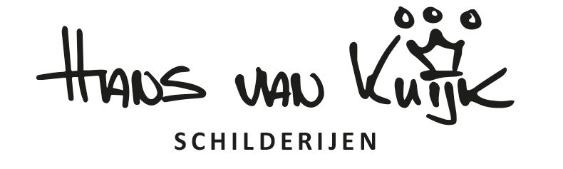 Hans van Kuijk Schilderijen logo