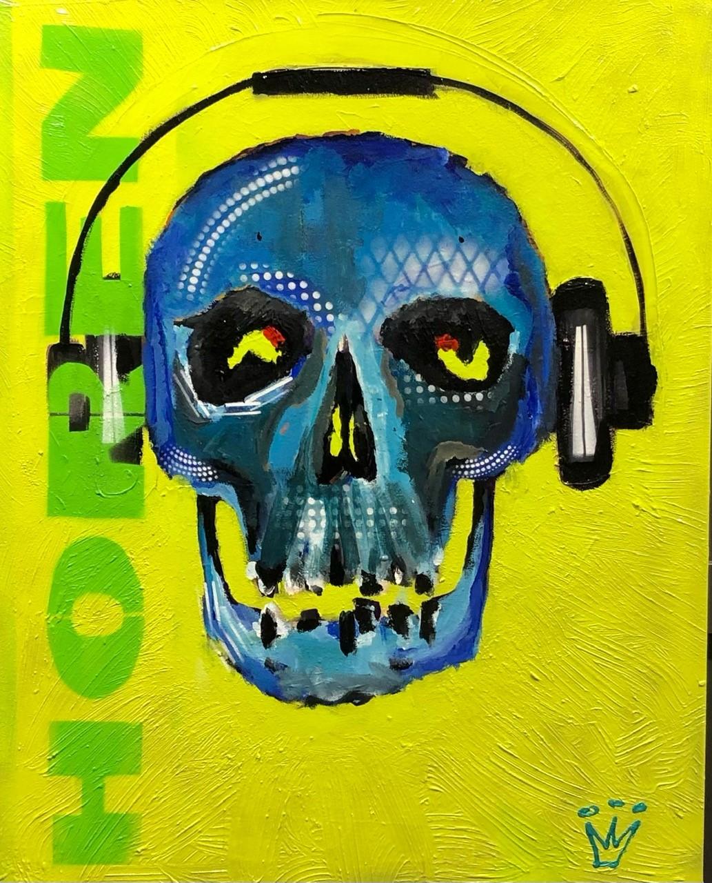 Skull horen