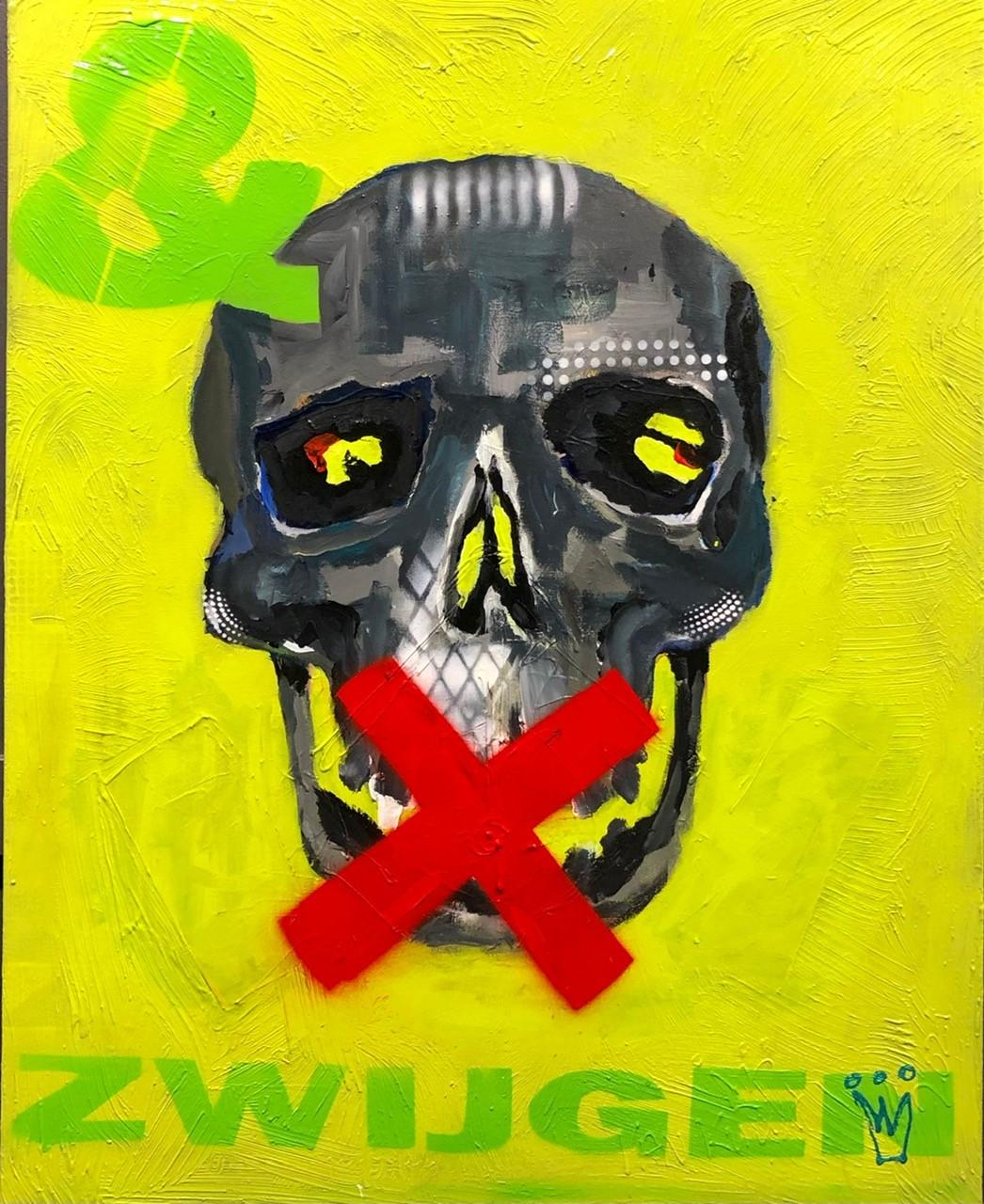 Skull zwijgen